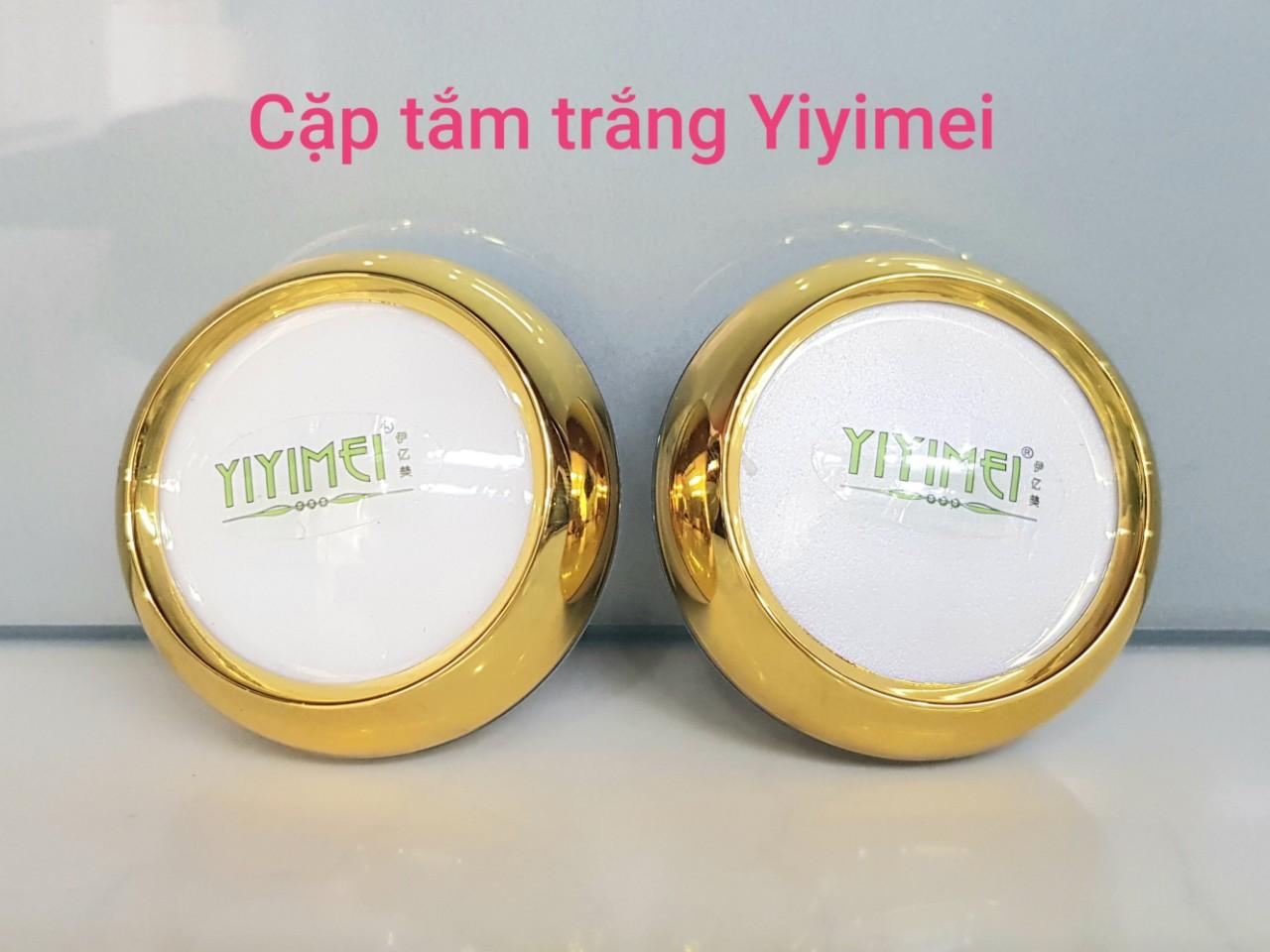 Tắm trắng Yiyimei, Kem body yiyimei dưỡng trắng da, che các khuyết điểm trên da, dưỡng trắng da yiyimei